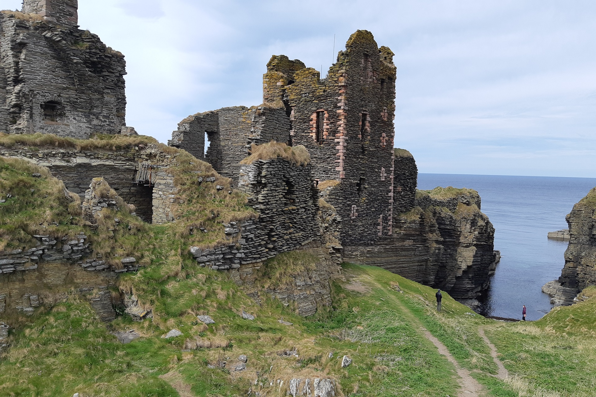 What You Need to Know About Castle Sinclair Girnigoe